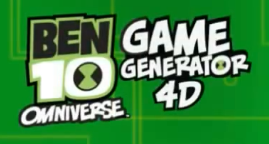 Ben 10: Game Generator 4D