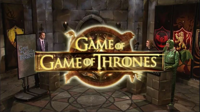 Game of Game of Thrones