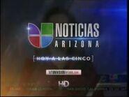 Ktvw kuve noticias univision arizona hoy a las cinco package 2012