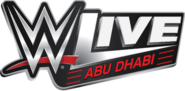 WWE Live Abu Dhabi