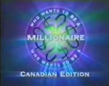 Who Wants to Be a Millionaire? Canadian Edition