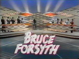 Bruce Forsyth's Hot Streak