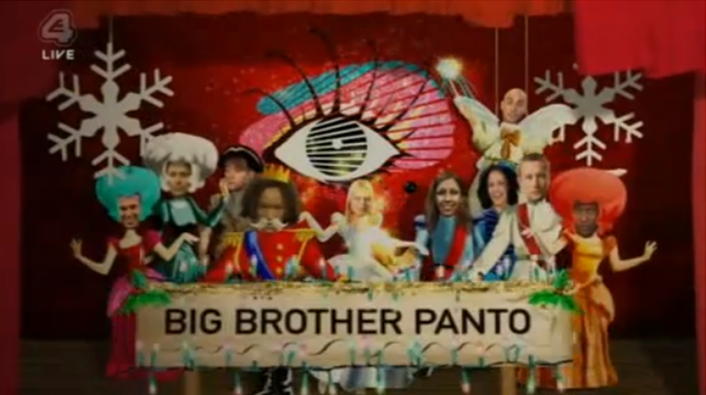 Big Brother Panto