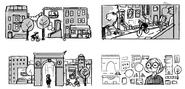 Google Jane Jacobs' 100th birthday (Storyboards 1)