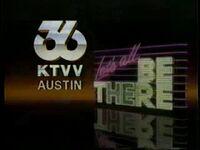 KTVV Be There ID 1985