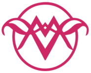 Logo transparent fucsia 281x224