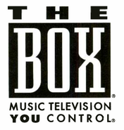 The Box Music Television - You Control