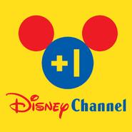 Disney Channel +1 2002 logo