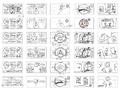 Google Nellie Bly's 151st Birthday (Storyboards)