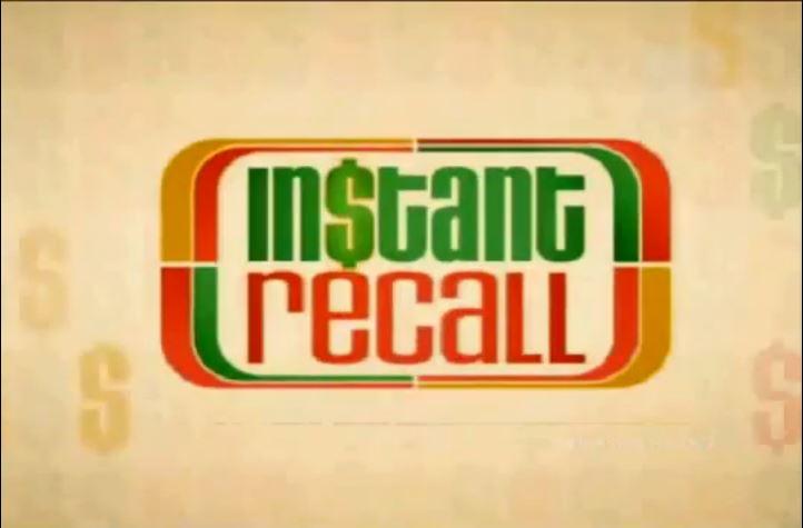 Instant Recall