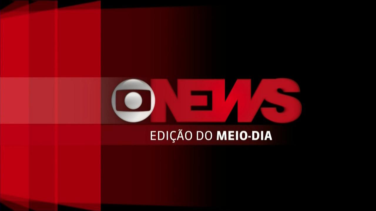 Jornal GloboNews - Edição do Meio-Dia