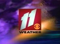 KSTW KTVT Storm Team 11 Weather 1995