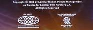 Lorimar Copyright 1986