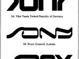 Sony/unused