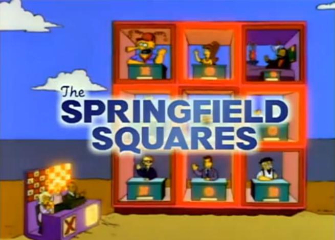 Springfield Squares