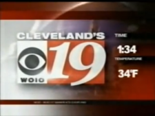 WOIO Cleveland's CBS 19 2008