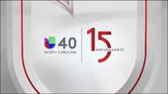 Wuvc univision 40 15 aniversario 2018