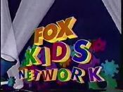 Fox Kids Network 1992