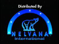 Nelvana International 2001 Rare
