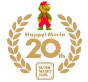 Super Mario/Anniversaries