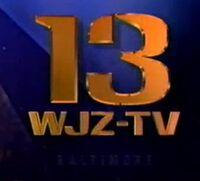 WJZ-TV 1993-1995 logo