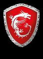 Wappen MSI vertikal schwarz V1