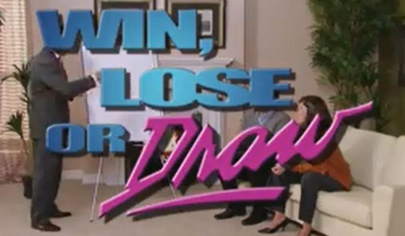 Win, Lose or Draw (SNL)