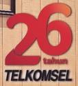 26 Tahun Telkomsel