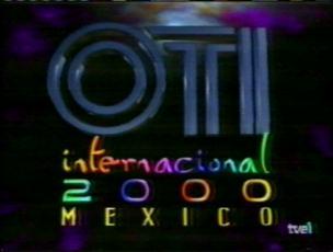 OTI Song Contest 2000