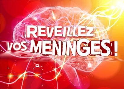 Reveillez vos meninges