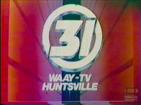 WAAY-TV 1985 Telop