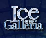 Ice at the Galleria