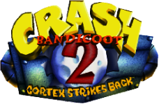 Crash Bandicoot 2 Cortex Strikes Back logo.png