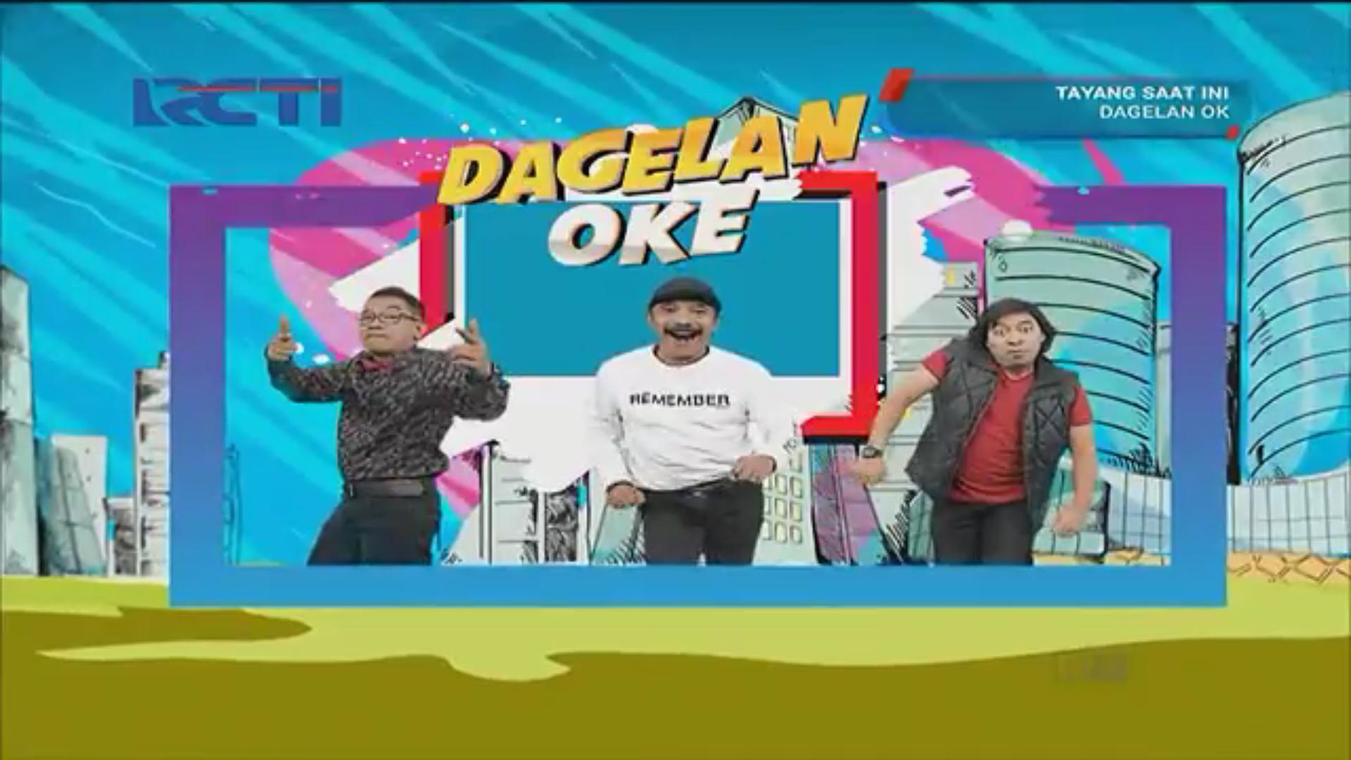 Dagelan Oke