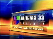 Ktvw noticias univision 33 phoenix fin de semana package 2006