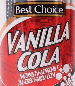 Best Choice Vanilla Cola