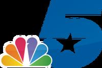 KXAS, NBC 5 2014-2015 Logo