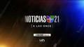 Kftv noticias univision 21 11pm package 2010