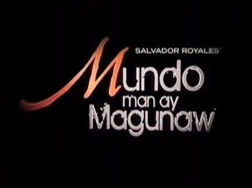 Mundo Man ay Magunaw