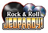 Rock & Roll Jeopardy Alternate Logo
