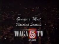 WAGA-TV Georgia's Most Watched Station