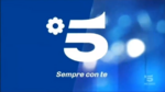 Canale 5 - blue 2018