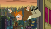 Comedy Central 2011 bug - Futurama