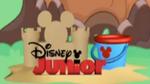 Disney Junior summer logo