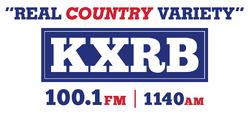 KXRB 100.1 FM 1140 AM.png