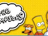 Lego The Simpsons