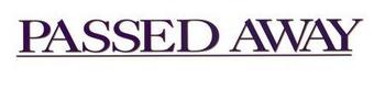Passed Away movie logo.png