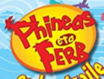 Phineas and Ferb - logo Basque