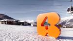 Rete 4 - ski slope 2017