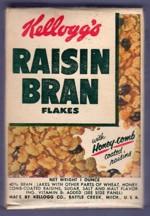 Raisin Bran (Kellogg's)